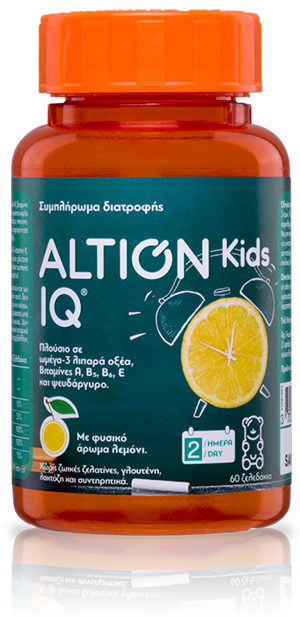ALTION kids IQ